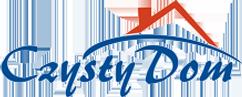 Logo czysty dom